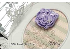 Bow Pearls - 1.8cm(Pack of 25)