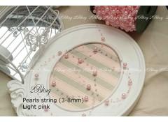 Pearl String (3-8mm) - 1m length