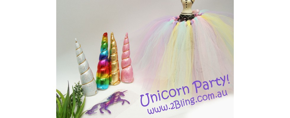 padded Unicorn horn supplies