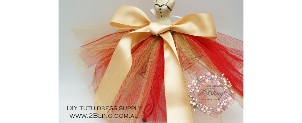 soft tulle christmas