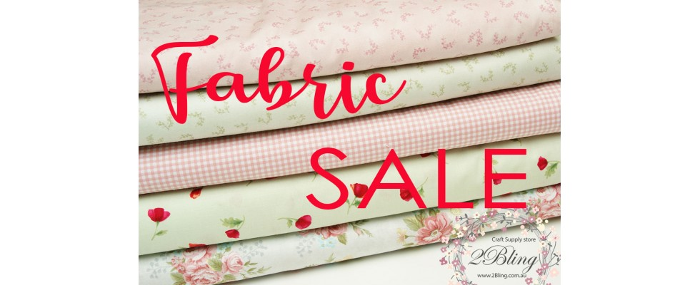 cotton fabric sale australia