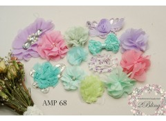Mix Assorted pack (AMP #68) Pastel