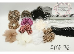 Mix Assorted pack (AMP 76L) Leopard