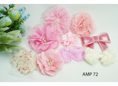Mix Assorted pack (AMP #72) Pink