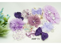 Mix Assorted pack (AMP #73) Lavender
