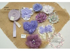 Mix Assorted pack (HB#2), Lavender