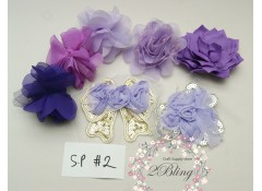 Mix Assorted pack (SP 2), Lavender/ Purple/ Lilac