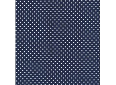 Michael Miller, Polkadot, Pencil Point, Navy